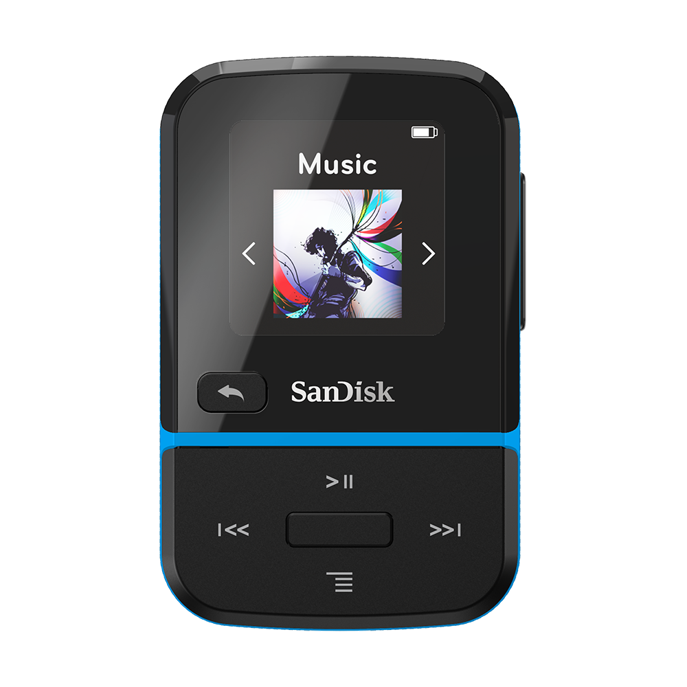 SANDISK<sup>®</sup> CLIP SPORT GO MP3-Player