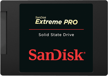 SanDisk Extreme PRO<sup>®</sup> SSD